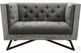 Regis Grey Chair