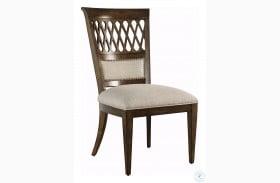 Kingsport Medium Oak Side Chair Set Of 2