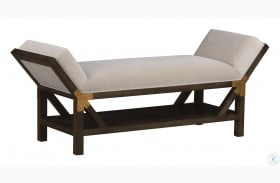 Woodwright Brown Robie Bench