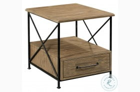 Modern Forge Modern Forge End Table