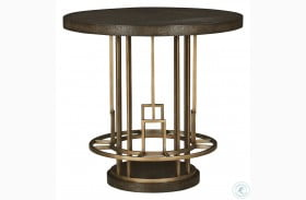 Woodwright Brown Meyer Pub Table