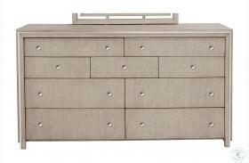 Sutton Place Grey Oak Dresser