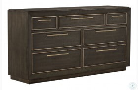Woodwright Brown Wright Dresser