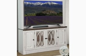 Provence Vintage Alabaster TV Console