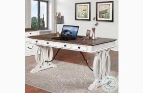Provence Vintage Alabaster Writing Desk