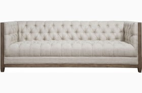 Modern Authentics Farmhouse Deconstructed Sofa