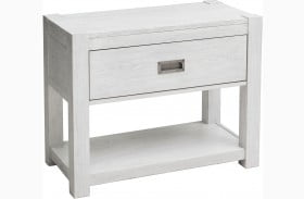 Modern Authentics White Oak Nightstand