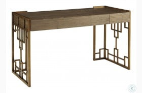 Woodwright Champagne Wexler Writing Desk