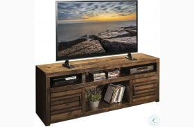 "Sausalito Whiskey 73"" TV Console"