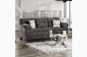 William Dark Gray Sofa