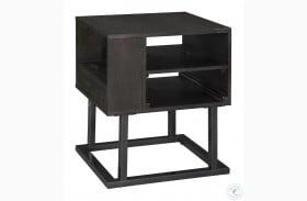Airdon Bronze End Table