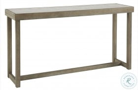 Challene Light Gray Sofa Table