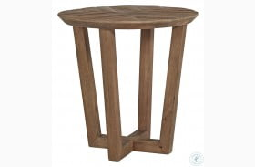 Kinnshee Brown End Table