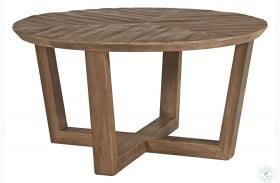Kinnshee Brown Coffee Table