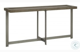 Krystanza Bisque Sofa Table