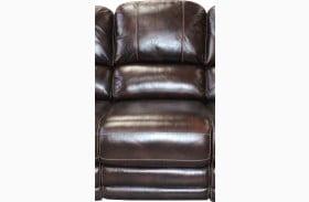 Thurston Havana Finish Armless Chair
