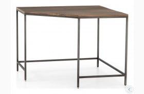 Fulton Natural Iron Trey Modular Corner Desk