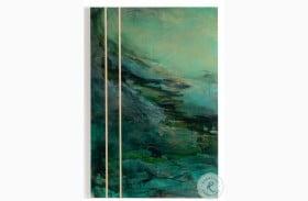 Art Studio Places That Pull I Maple Box Wall Art