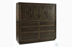 Woodwright Brown Ennis Master Chest