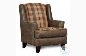 Palance Mink Accent Chair