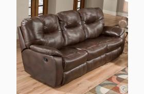 Avalon Rustico Double Reclining Sofa