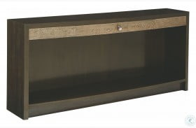 Prossimo Marrone And Pizza Lusso Console Table