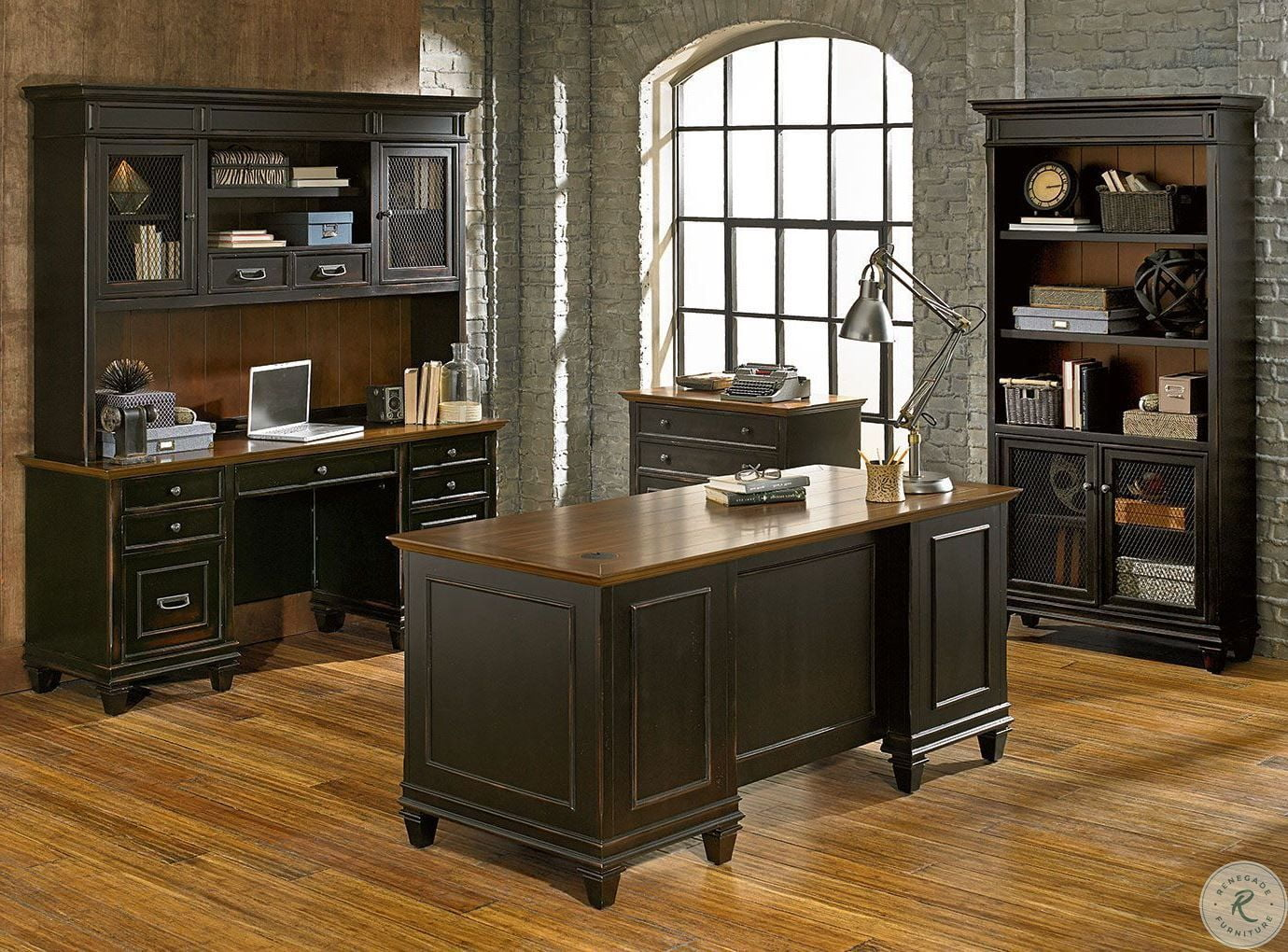 home decor high tone home decor catalogs.htm gorman executive home office set 80050 from coaster  80050  gorman executive home office set