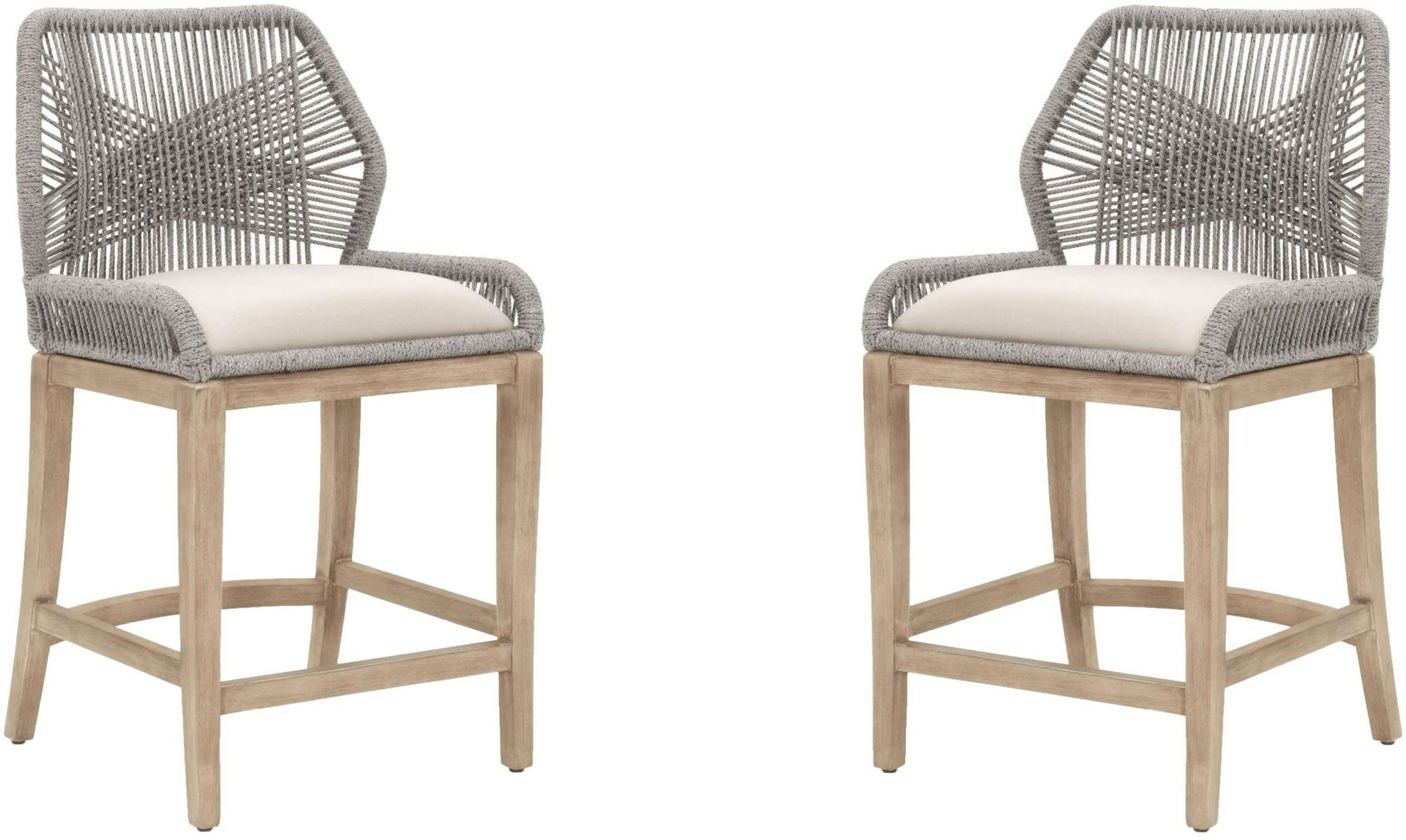 7e14891d4ea9 Loom Platinum Counter Stool from Orient Express - Available at a ...