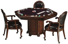 Game Tables, Game Room