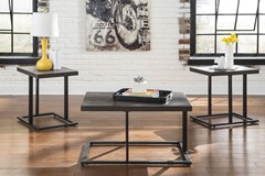3 Piece Occasional Table Sets