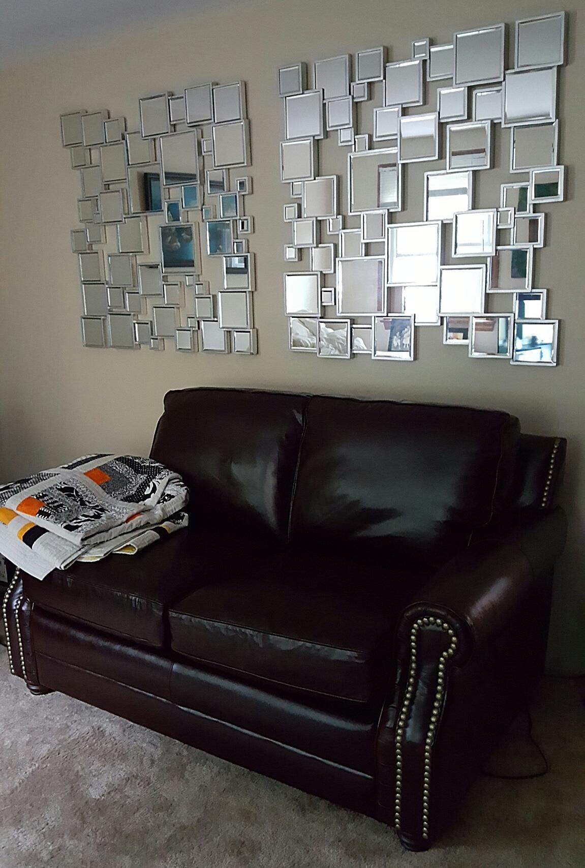 Levi Havana Italian Leather Living Room Set From Luke