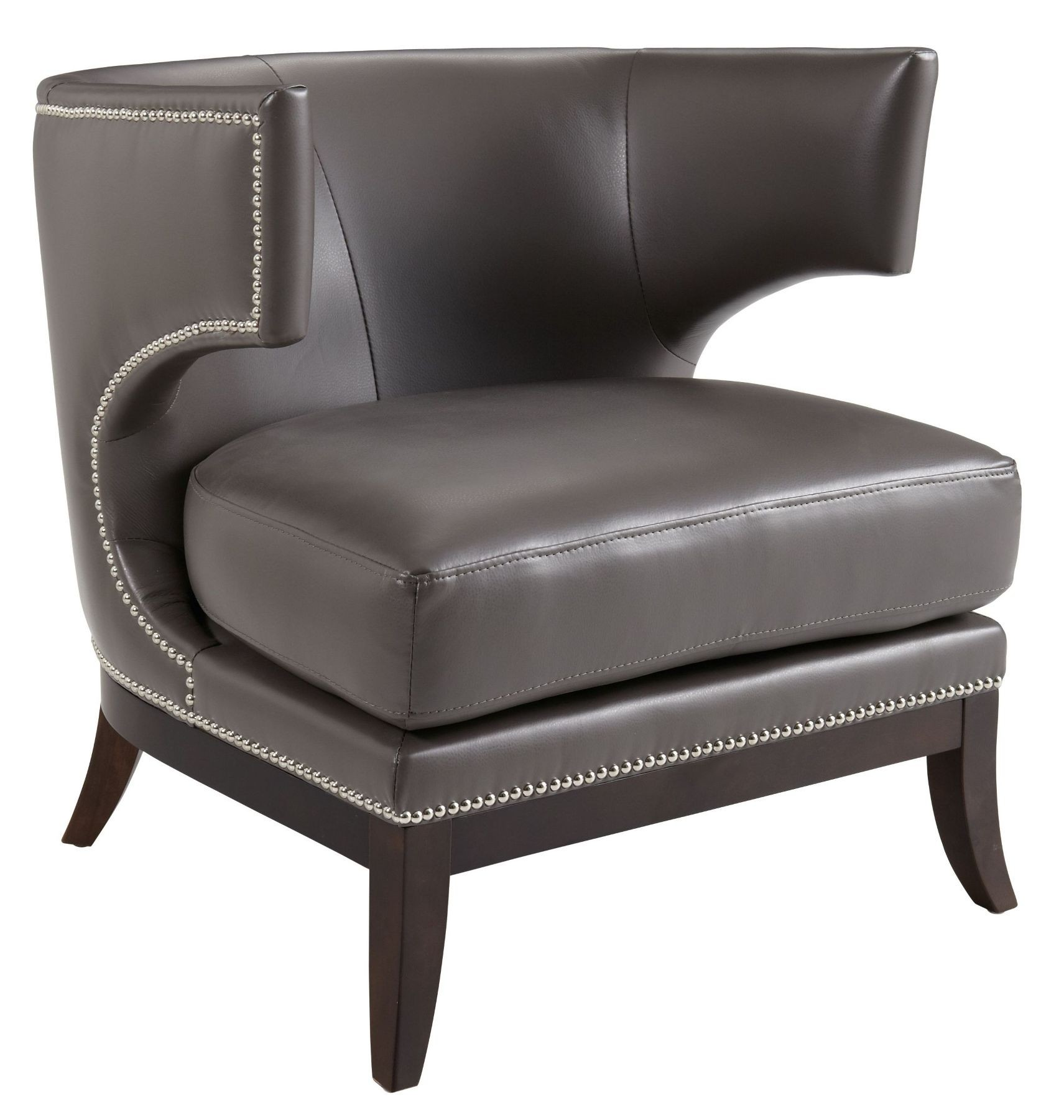 Its Durability Depends On The Materialu0027s Quality, Bonded Leather Chair