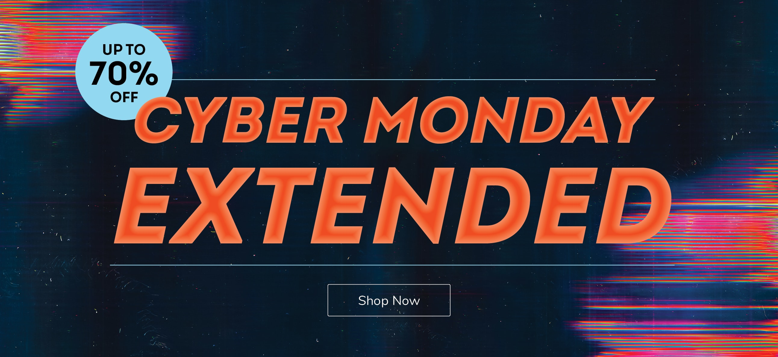 Cyber Monday Extended