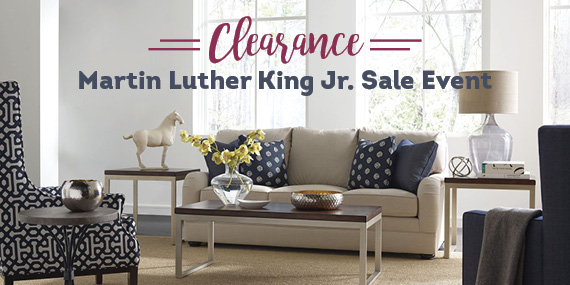 MLK Clearance Sale