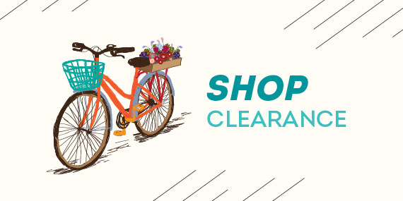 Spring Clearance Going On Now